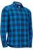 Marmot Cobblestone overhemd en blouse lange mouwen Heren blauw